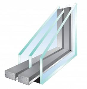 triple-glazed-glass